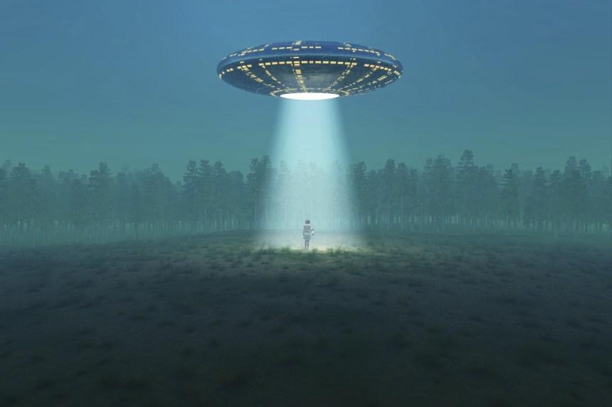 Des histoires d'OVNI