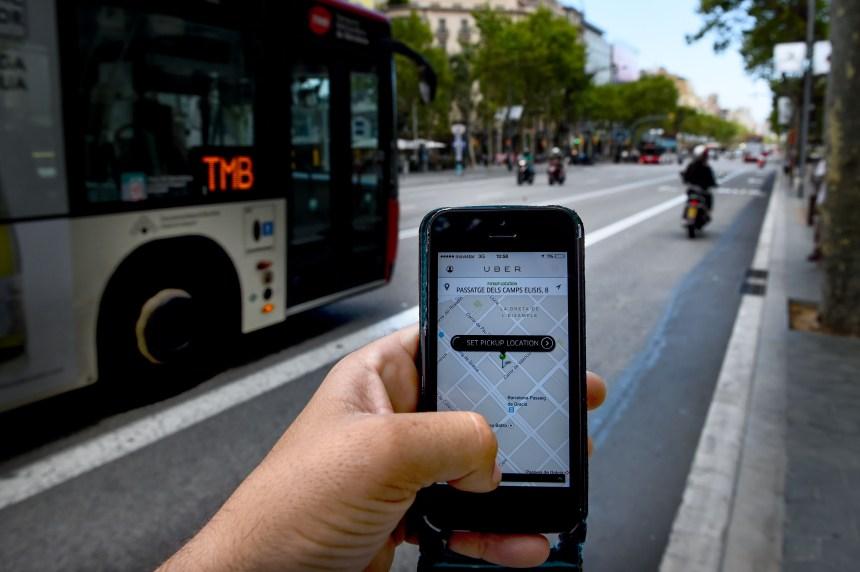 Juripop met en demeure Uber