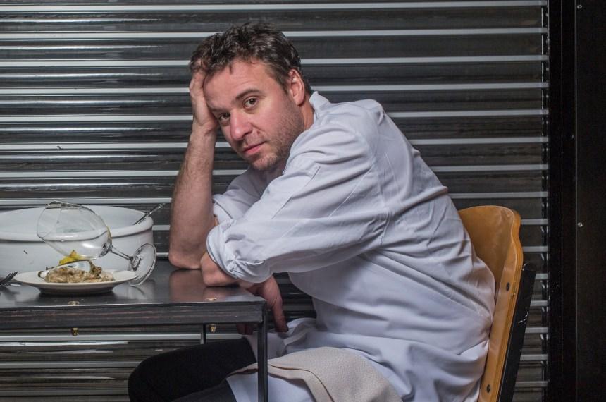 Le chef québécois Hugue Dufour décroche une étoile Michelin pour son restaurant new-yorkais