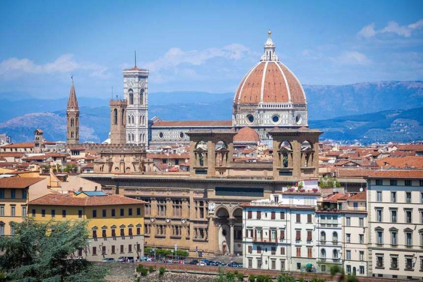 Florence, élue plus belle ville du monde