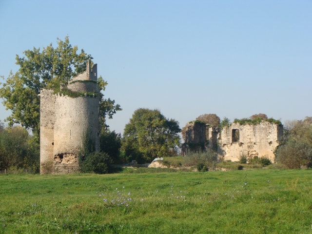 Chateau de Machecoul-France:Melutopia:Wikimedia commons