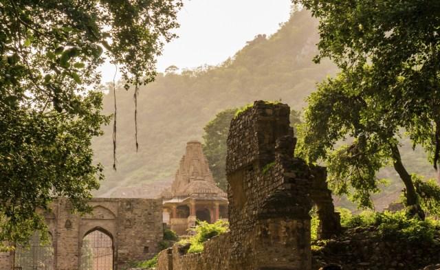 Fort Bhangarh-Inde