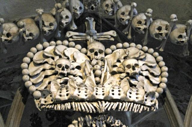 Kutna Hora-Ossuaire de Sedlec-République Tchèque