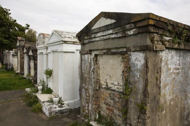 Nouvelle Orleans-St Louis Cemetery