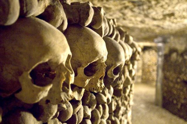 Paris-Catacombes