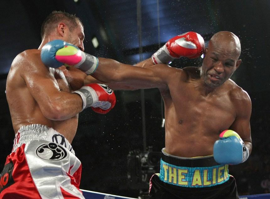 Un dernier tour dans le ring pour Hopkins