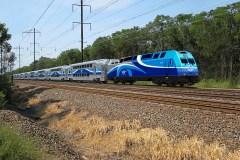 Le service de train de banlieue perturbé sur la ligne Candiac
