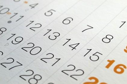 Agenda communautaire du 3 avril 2018