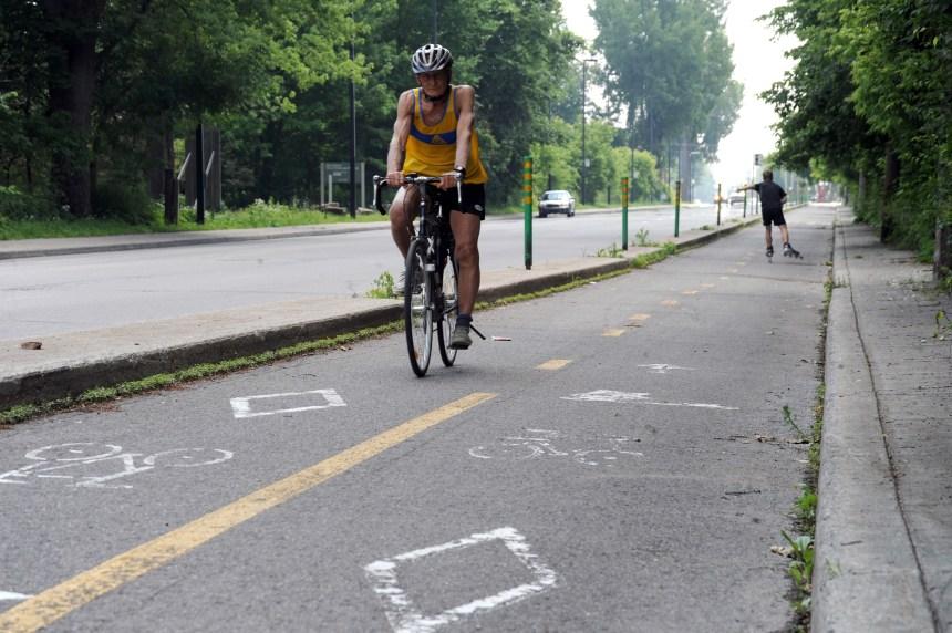 Pistes cyclables: la Ville mise sur «la qualité plus que la quantité»
