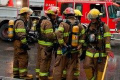 Les pompiers de Montréal soutiendront 1350 familles dans le besoin