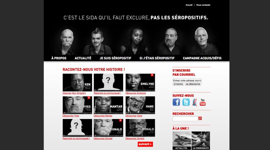 «Je suis séropo»: la nouvelle campagne anti-sida