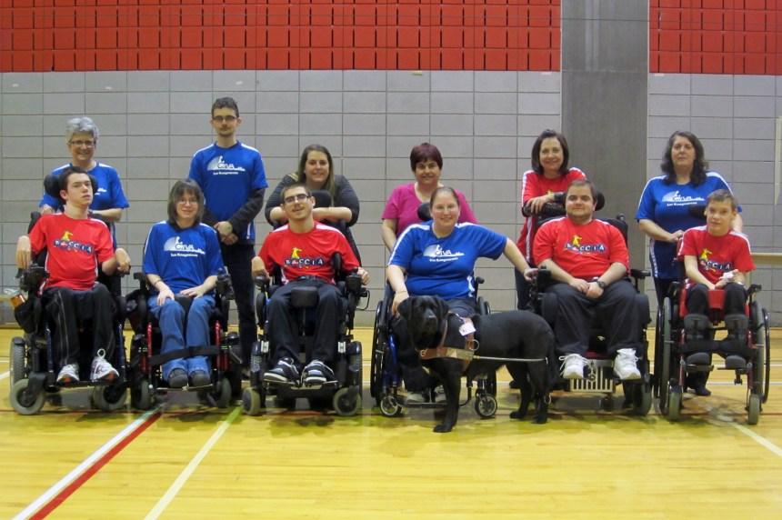 Un nouveau sport pour les jeunes handicapés