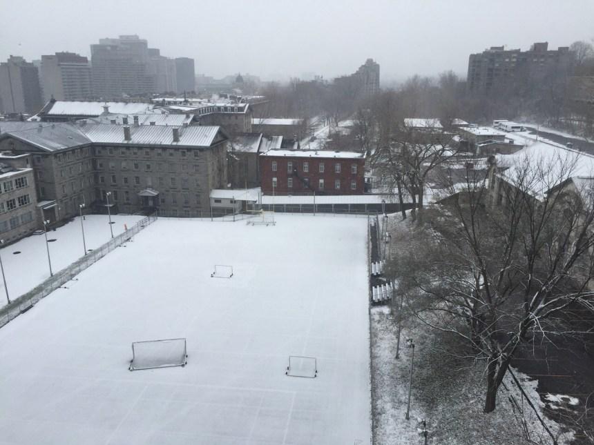 Seulement 20 jours enneigés par an d'ici la fin du siècle à Montréal?