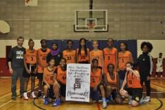 Une équipe de la Maison des jeunes championne