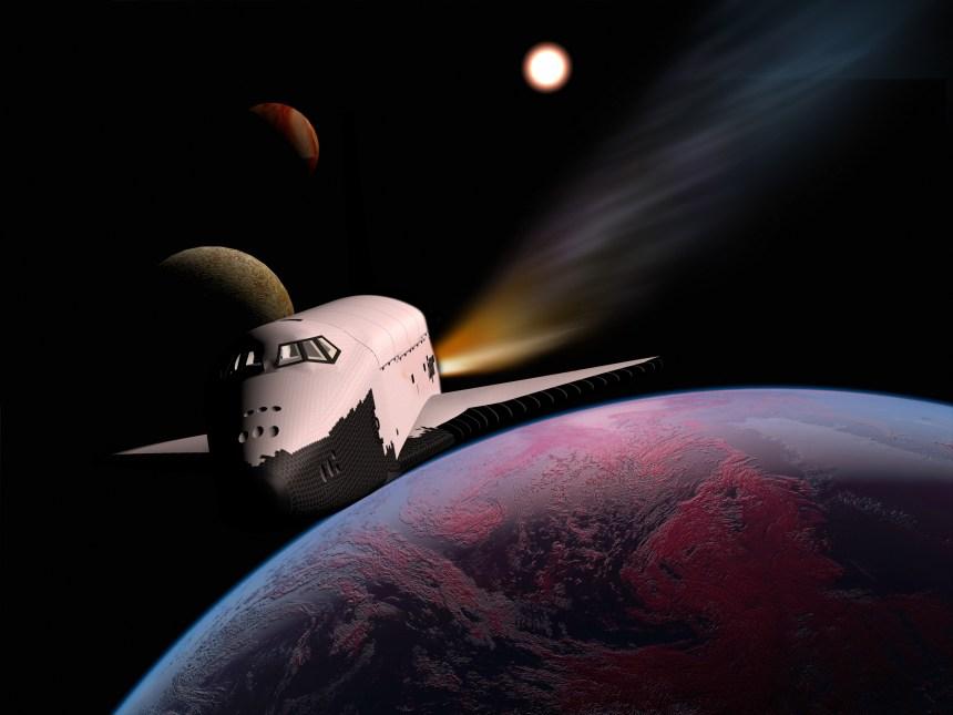 Tourisme spatial: des premiers vols réguliers en 2019?