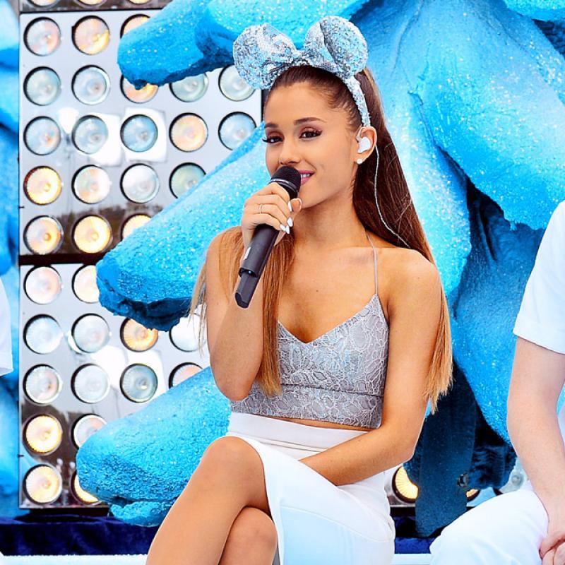 Ariana Grande et The Weeknd proposent une version acoustique de Love Me Harder