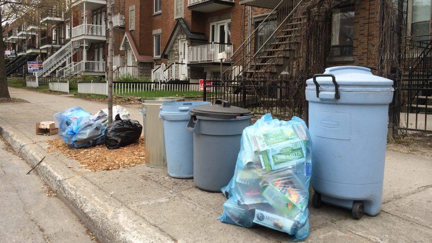 Gestion des déchets: Montréal doit-elle prioriser le recyclage ou la réduction à la source?