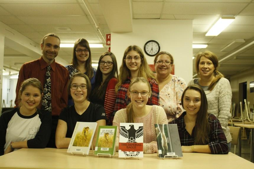 Écrire un livre dans un mois : le défi d'une dizaine d'élèves de RDP-PAT
