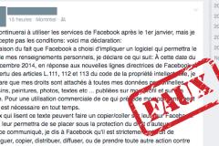 Non, vous ne pouvez pas empêcher Facebook d'utiliser vos photos