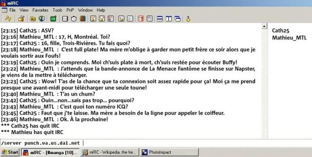 Chat-Mirc