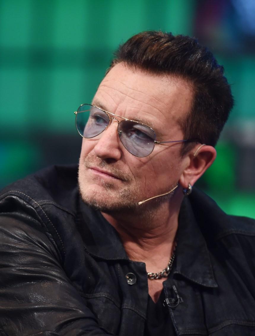 Bono rencontrera Harper, Mulcair et Trudeau lundi