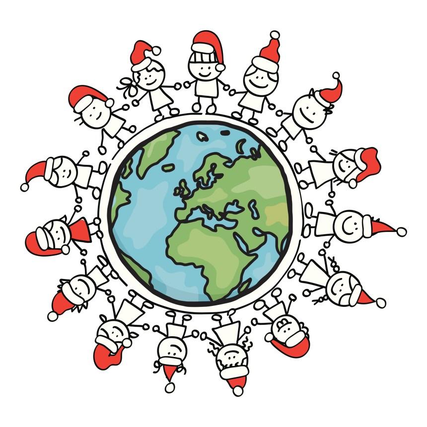 10 traditions de Noël dans le monde