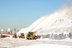 LaSalle a le plus gros dépôt de neiges usées à Montréal