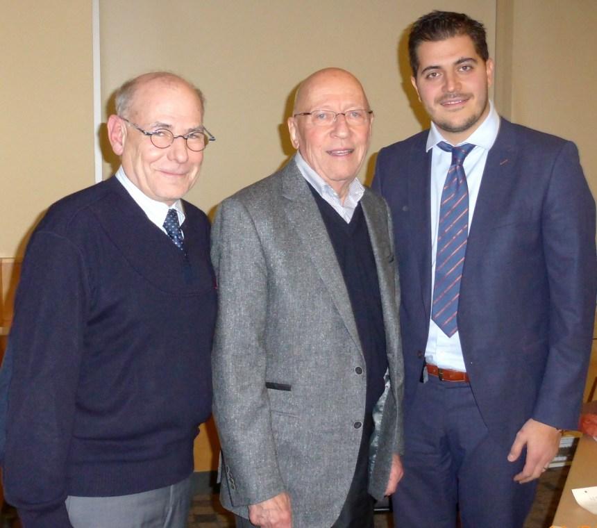 Un médecin de l'hôpital Fleury nommé membre honoraire du Conseil des médecins