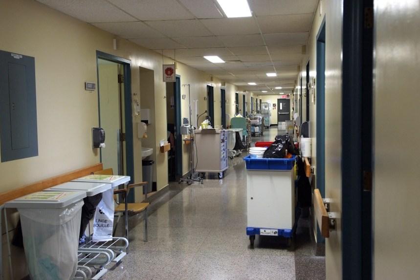 Éclosion de grippe terminée à L'Hôpital de Verdun
