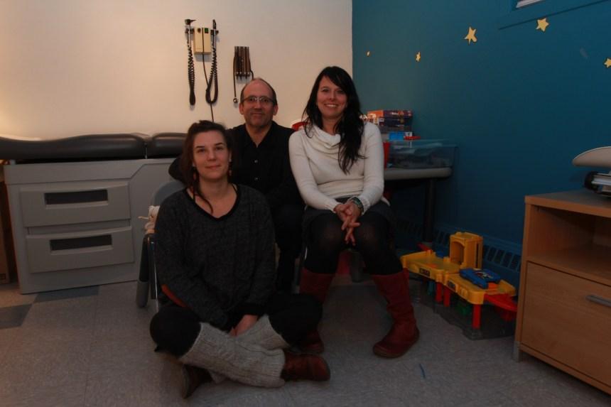 Guignolée du centre de pédiatrie sociale de Montréal-Nord