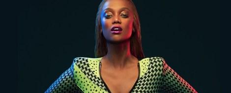 Tyra Banks maquillage
