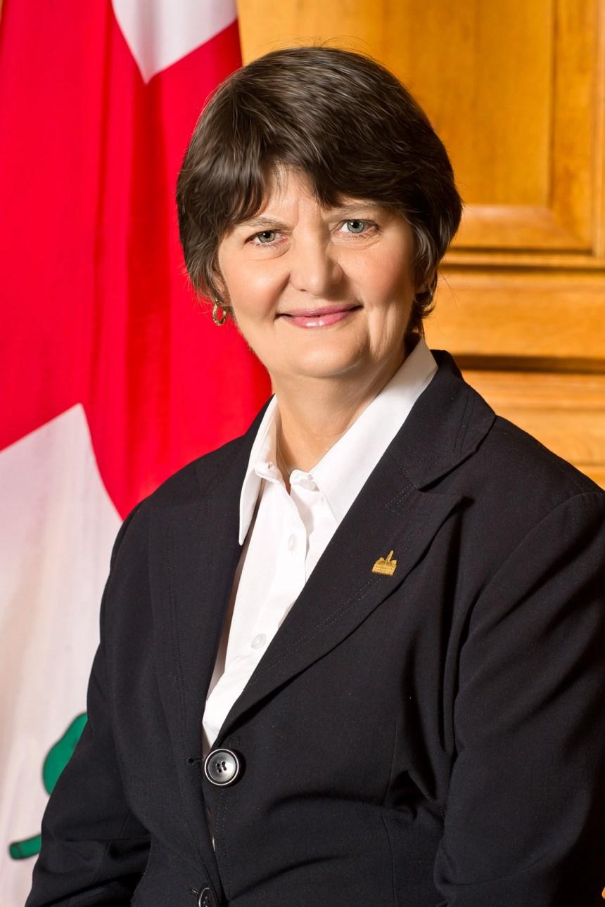 Monique Vallée, isolée à LaSalle, mais active à Montréal