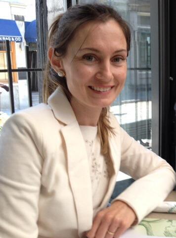 Justine McIntyre.