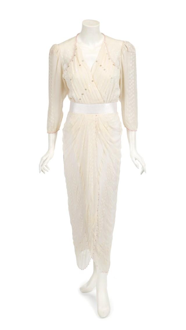 Robe princesse Diana