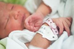 Le premier bébé de l'année serait né à Montréal
