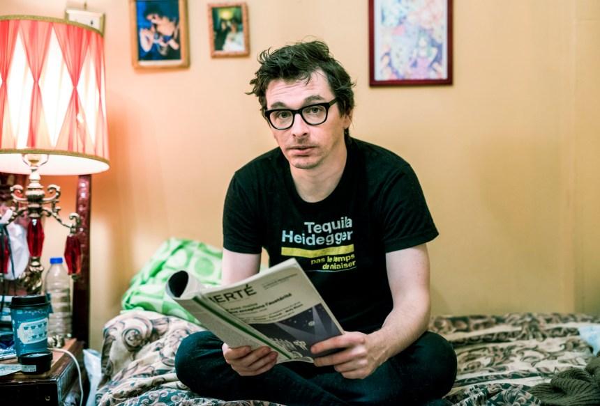 Mathieu Arsenault: Gaminetiste et farceur littéraire