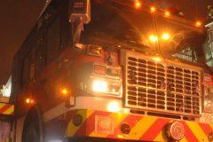 Incendie dans un immeuble à logements de Québec: 80 personnes évacuées