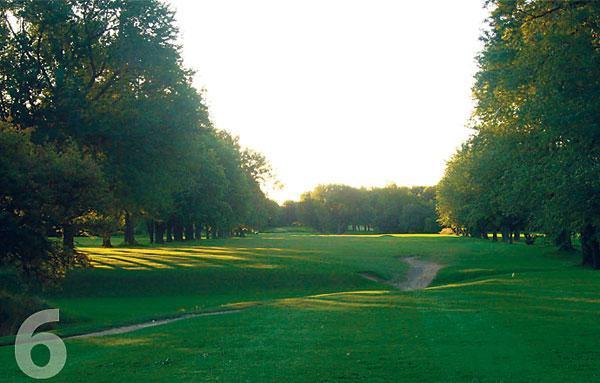 Le golf Meadowbrook bientôt un espace vert