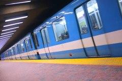 Le service reprend sur la ligne orange du métro