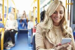 Le transport en commun rendrait plus heureux