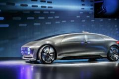 Autonome et hyperconnectée, la voiture du futur s'expose à Las Vegas