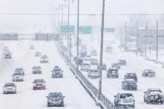 Le renversement d'un camion force la fermeture de l'autoroute 13 à Laval