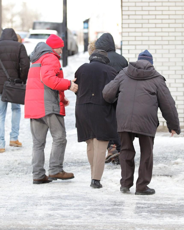 Trottoirs glacés: Montréal verse 154 690$ à une citoyenne