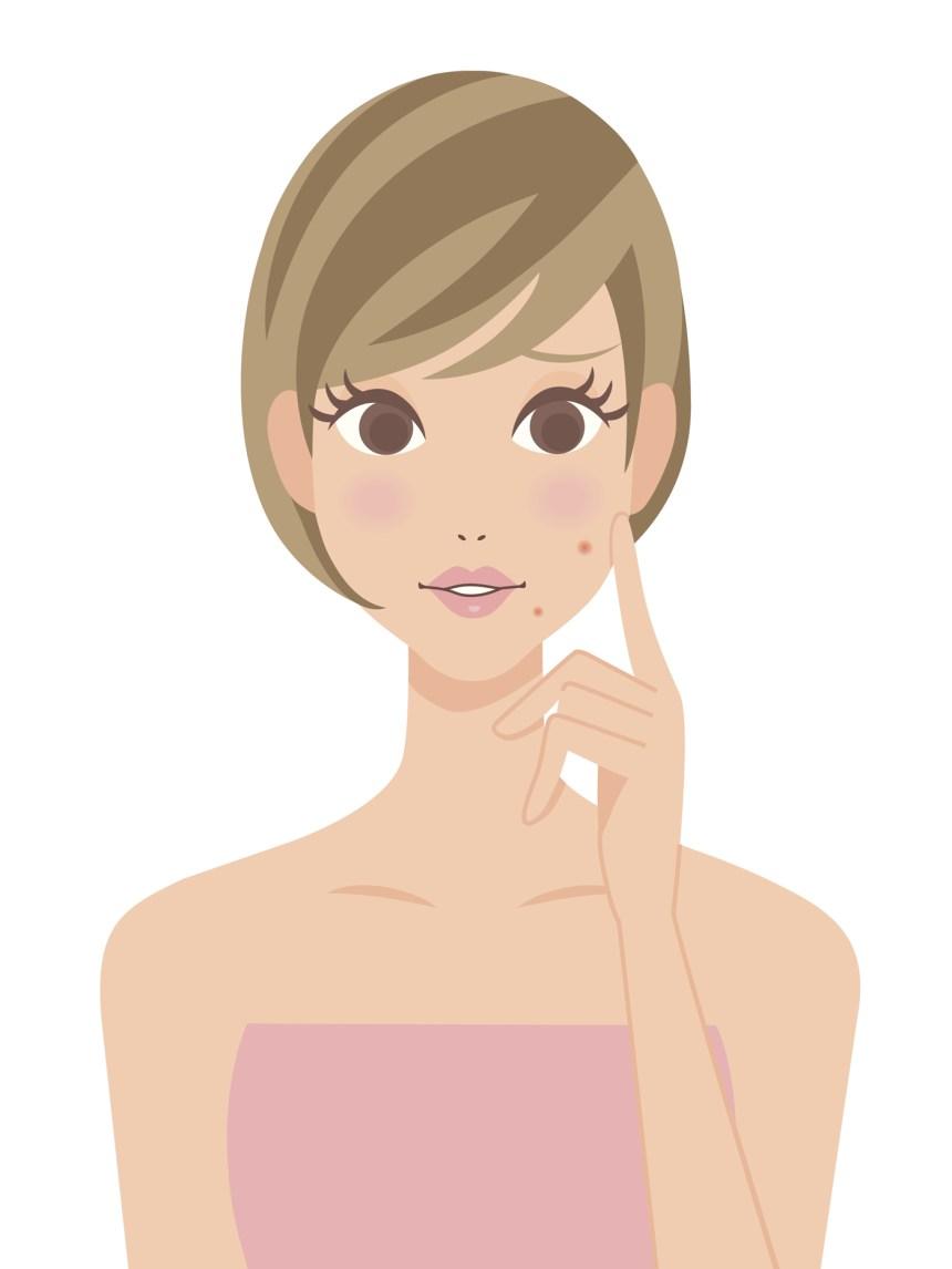 5 trucs contre… l'acné adulte