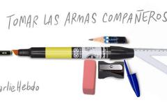 Les caricatures en réaction à la fusillade chez Charlie Hebdo