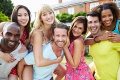 Une vie sociale bien remplie contribuerait à la bonne santé des personnes