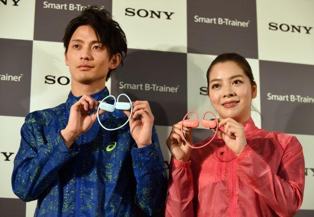 Sony lance un mini-casque audio truffé de capteurs pour la course à pied