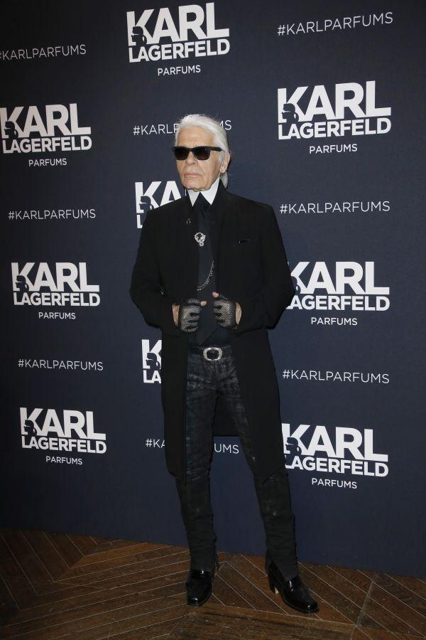 Karl Lagafeld aura sa collection pour enfants