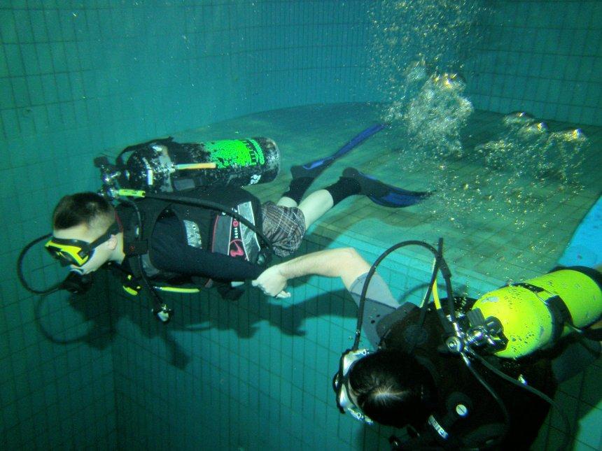 Le bassin de plongée sous-marine du Stade olympique ne fermera pas