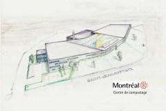 Feu vert pour le centre de compostage dans l'arrondissement